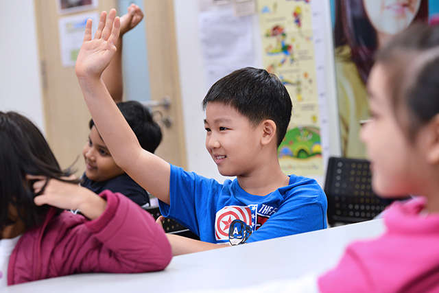 primary school english holiday programme british council