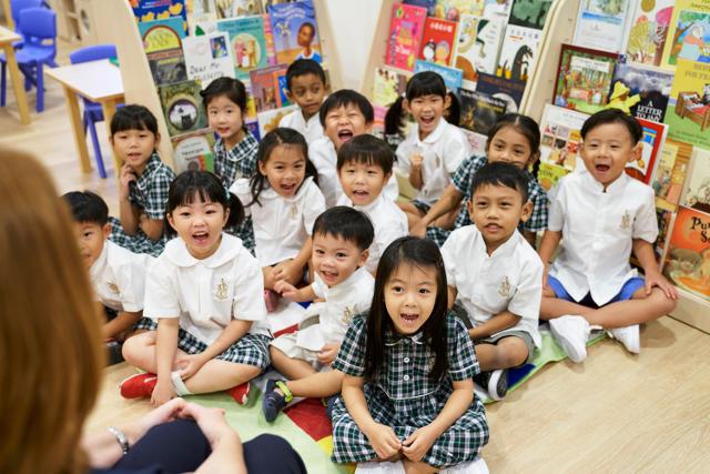 repton schoolhouse classroom