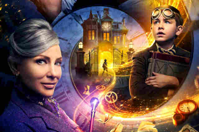 The House With A Clock In Its Walls Preview Tickets & Premiums Giveaway