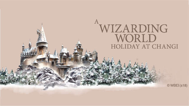 A Wizarding World Holiday at Changi Masthead Changi Airport Group