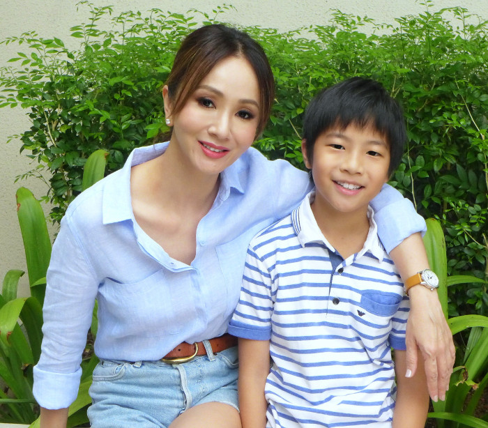 Diana Ser Parenting Interview