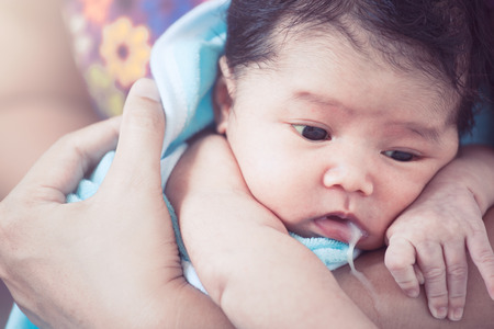 Handling Baby's Spit Up: What to Do