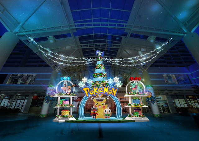 Pokemon Theme Carnival @ Jurong Point