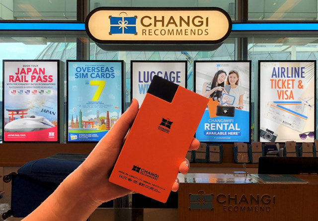 Changi Recommends ChangiWiFi Pay-Per-GB plan