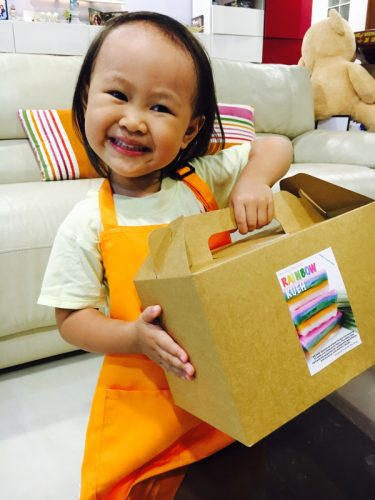 Customised Baking Kit for kids