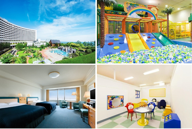 Family-friendly Hotel Tokyo Japan ChangiHotels