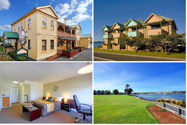 Hotel in Tasmania Comfort Inn The Pier ChangiRecommends