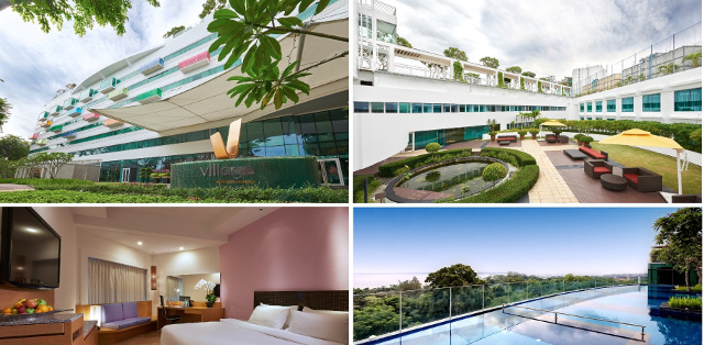 Hotels Singapore changi village Changi Recommends
