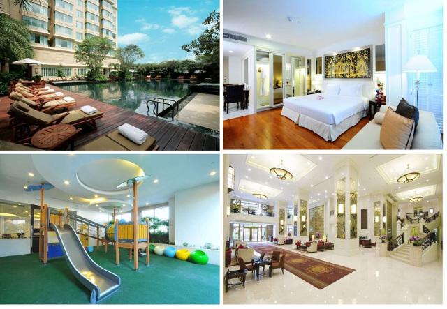 Kid-friendly hotel Bangkok