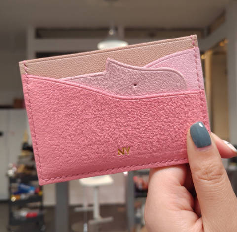 Unisex Gift ideas Customised Cardholder