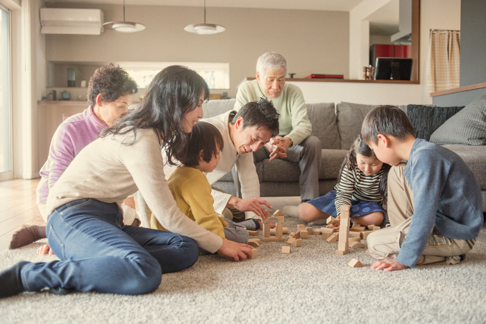 Upgrading from a HDB flat to a condo Things parents need to consider
