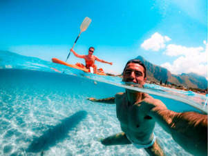 Photography Tips For Capturing The Best Beach Moments & Stand To Win A GoPro!