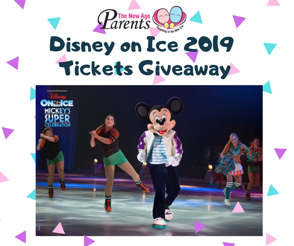 Disney on ice 2019 tickets giveaway