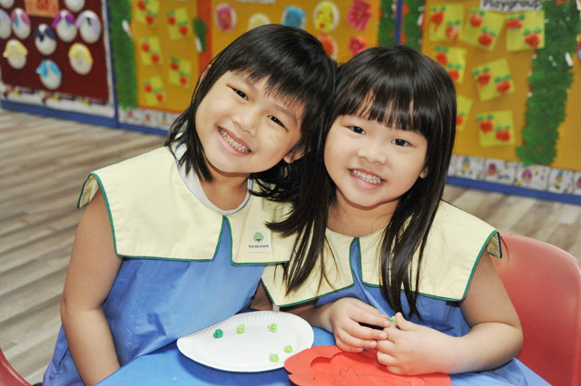Fun Loving Preschool Carpe Diem Starlets Sparkle