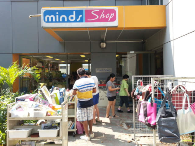 MINDS Shop