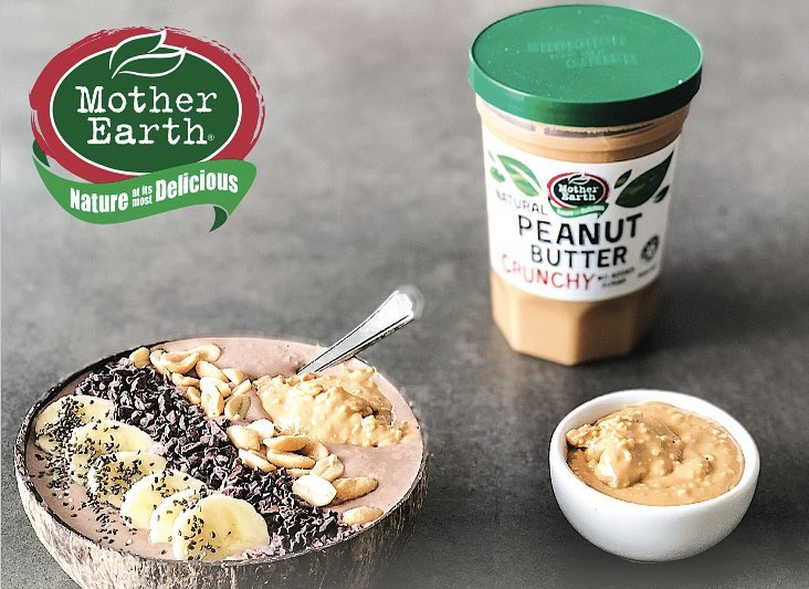 Mother Earth Peanut Butter