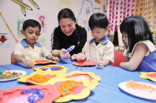 Mutiple Intelligence Preschool Carpe Diem Starlets Sparkle