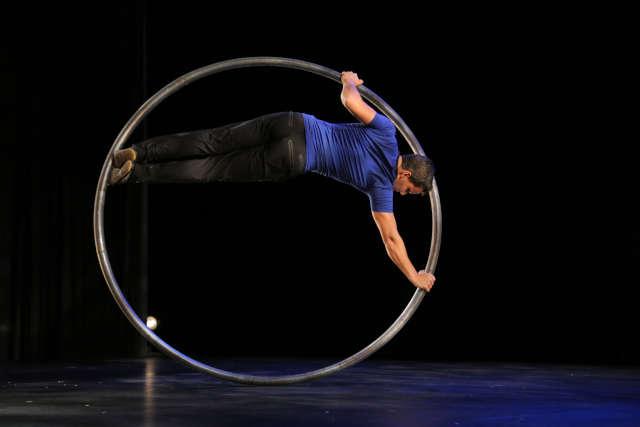 Street Circus Dan Cyr Wheel HR
