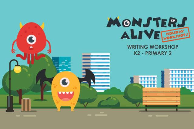 Monster Alive mindchamps