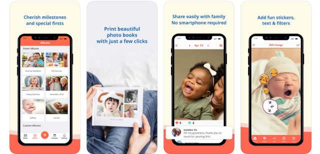 TInybeans Baby Milestone App
