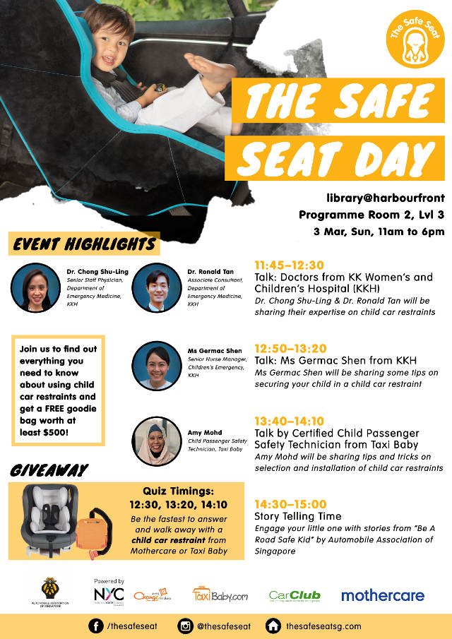 The Safe Seat Day