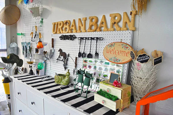Urban Farm and Barn Singapore