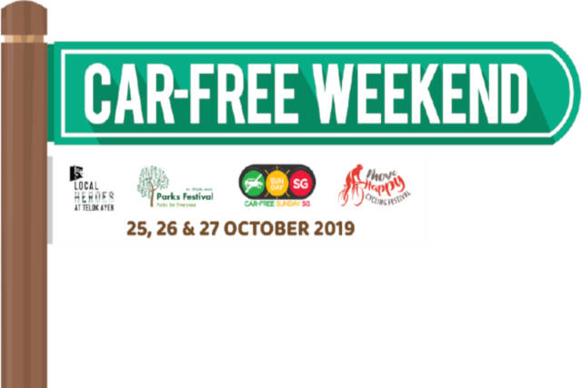 Car-Free Weekend Celebrates Heritage, Art, Music and our Everyday Local Heroes at Telok Ayer Street