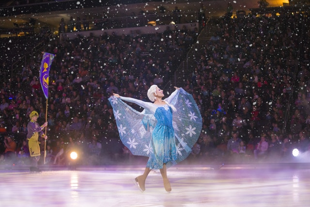 Interview with Colleen Clancy and Ryan Santee, Disney On Ice Performers