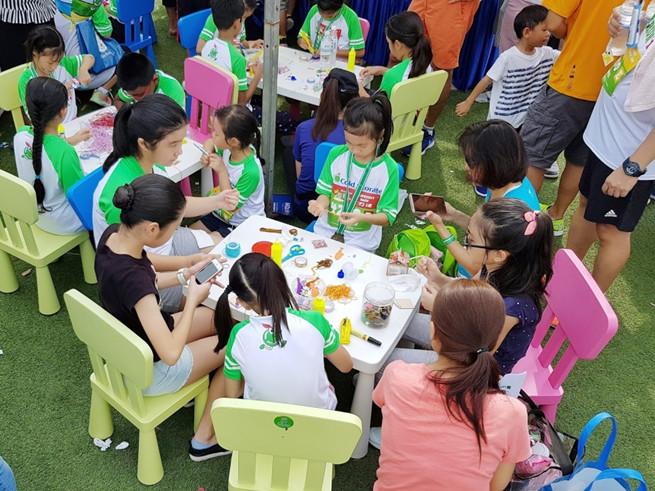 Kids Run Singapore Cold Storage Kids Run