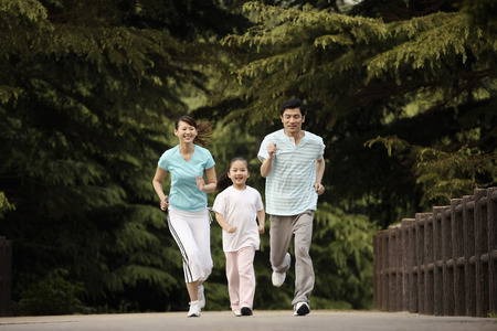 What Running With My Kids Has Taught Me