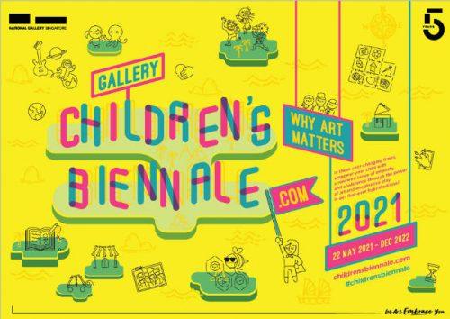 Gallery Children's Biennale 2021
