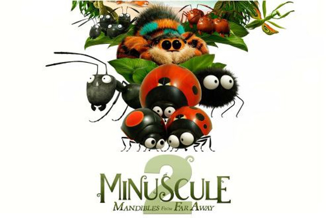 Minuscule: Mandibles From Far Away Preview Screening Tickets Giveaway