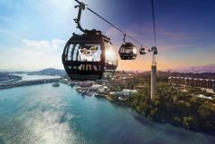 Enjoy a Singapore Cable Car Sky Pass (Round Trip) at Just S$4.50