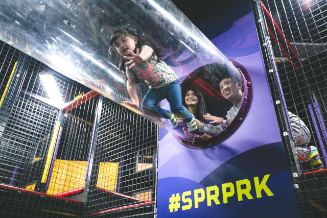 SuperPark Indoor Playground Singapore Adventure City
