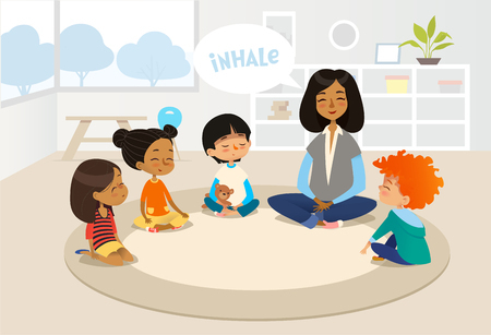 Teaching Mindfulness To Children: What You Need To Know