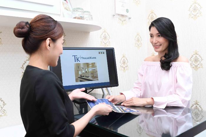 best hair scalp treatment trichokare review