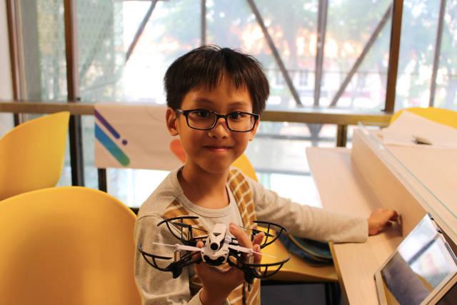 the lab robotics camp