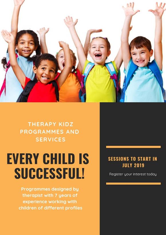 therapy kidz enrichment programmes page 1