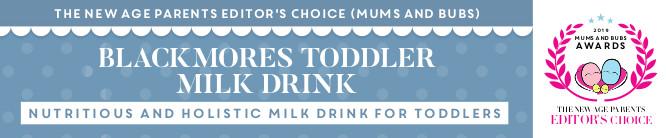 Blackmores Toddler Milk Drink TNAP Editors Choice