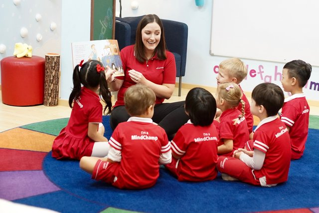 Instilling Values in Children at MindChamps