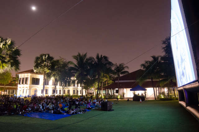 Movie Nights at malay heritage centre