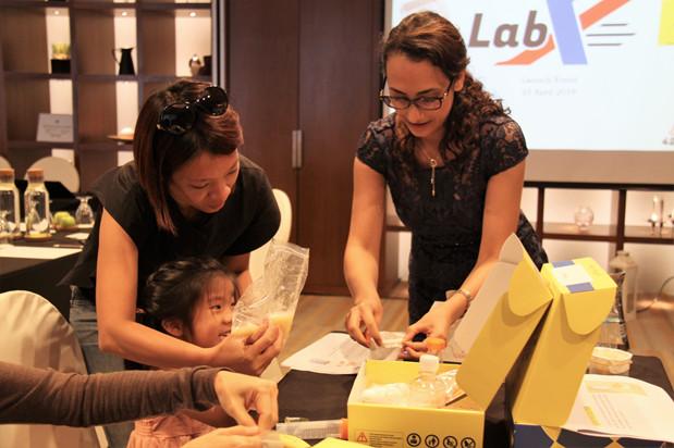Nurturing Love Of Science In Children Marshall Cavendish