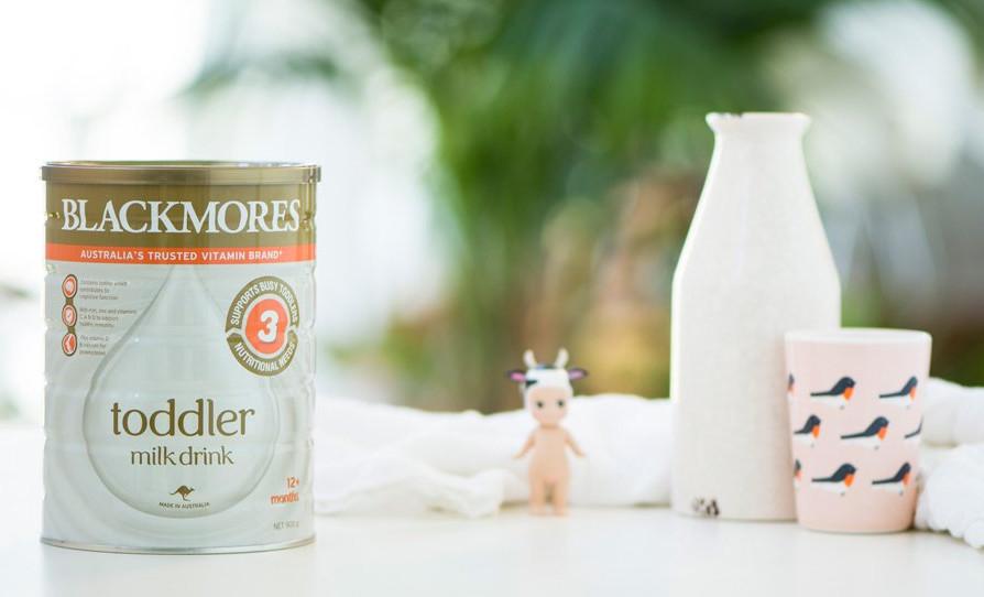 Nutritious Toddler Milk Drink