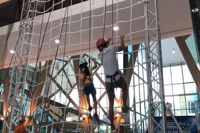 Sprint Kids Xtreme SAFRA Jurong June holiday