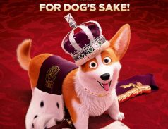 The Queen's Corgi Preview Screening Tickets Giveaway