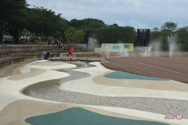 lower seletar reservoir water playground