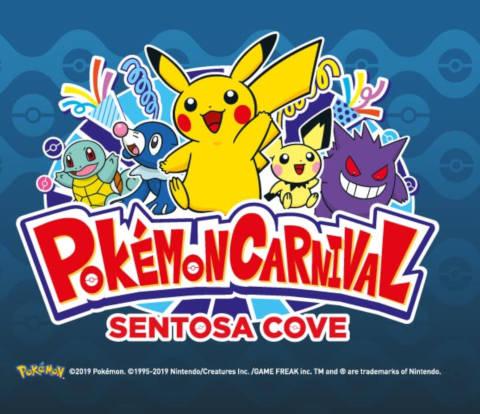 pokemon carnival sentosa cove