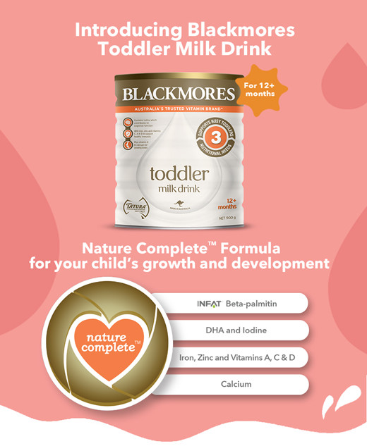 toddler milk drink tasty and nutritious