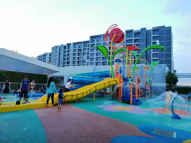 yishun northpoint water playground