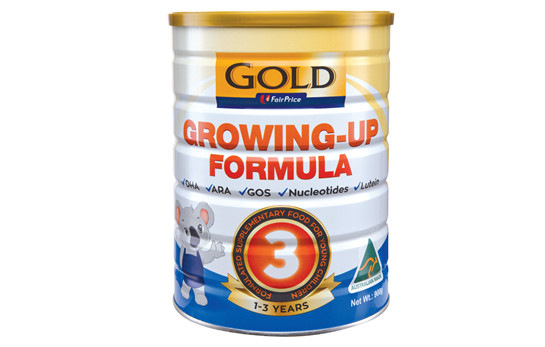 FairPrice Gold Formula Stage 3 formula